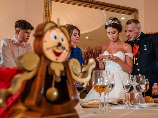 La boda de Rubén y Silvia en Granada, Granada 39