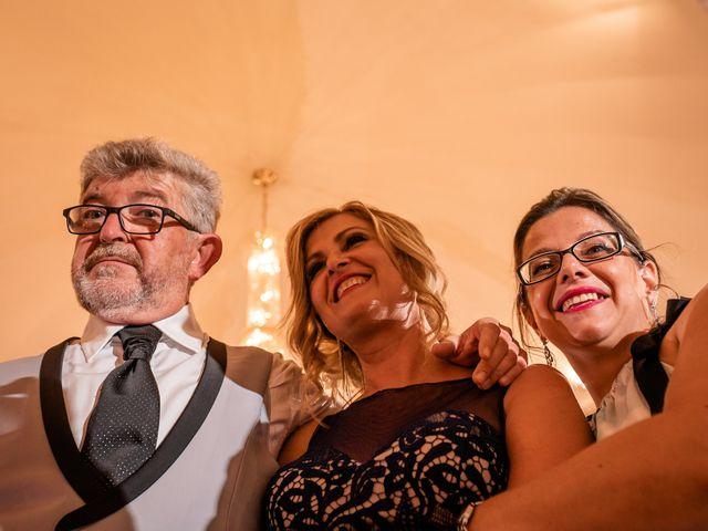 La boda de Rubén y Silvia en Granada, Granada 40