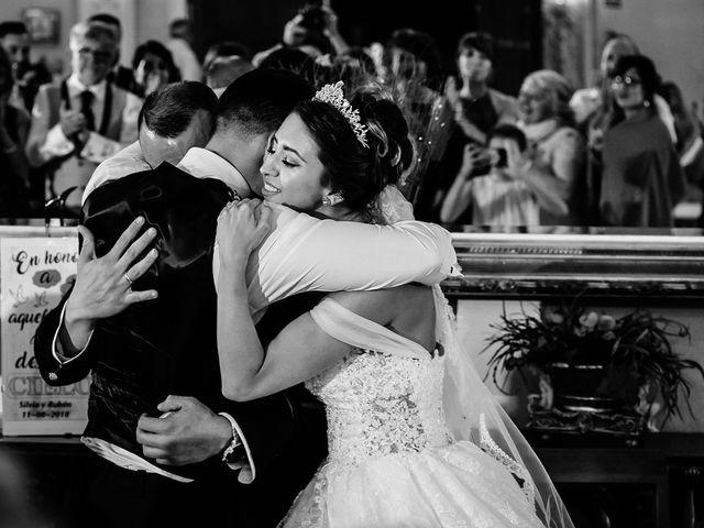 La boda de Rubén y Silvia en Granada, Granada 41