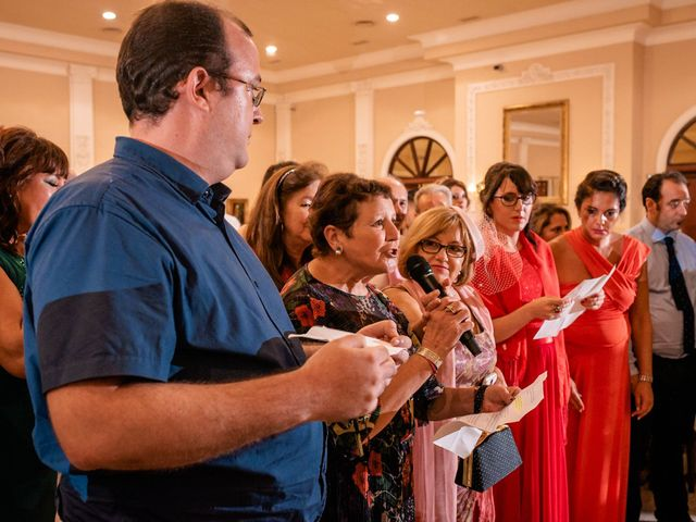 La boda de Rubén y Silvia en Granada, Granada 45