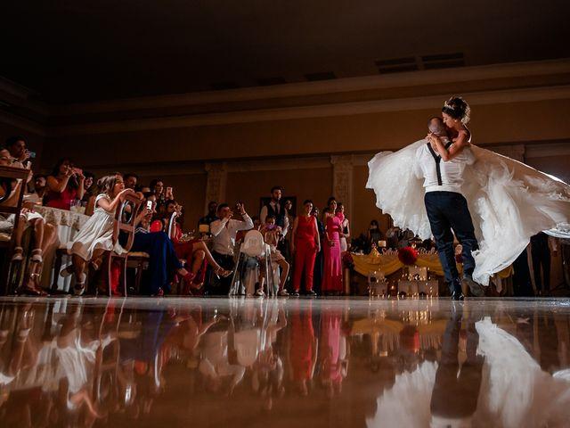 La boda de Rubén y Silvia en Granada, Granada 49