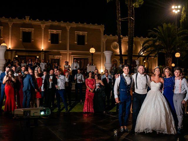 La boda de Rubén y Silvia en Granada, Granada 50