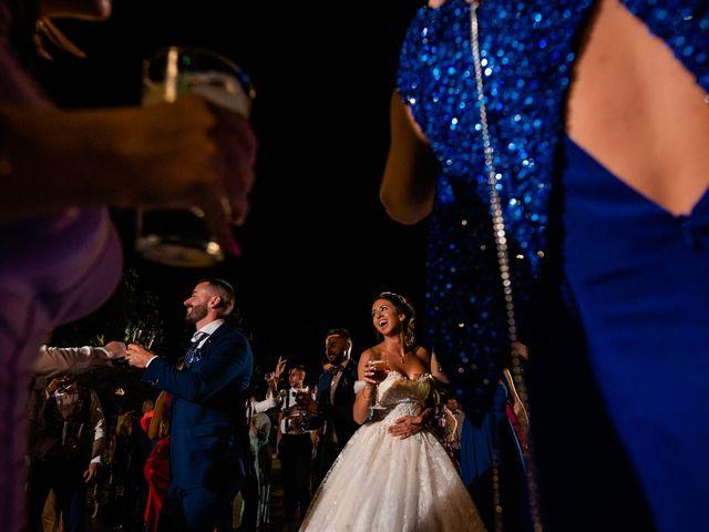 La boda de Rubén y Silvia en Granada, Granada 53