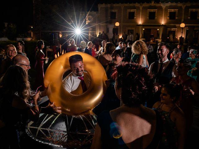 La boda de Rubén y Silvia en Granada, Granada 55