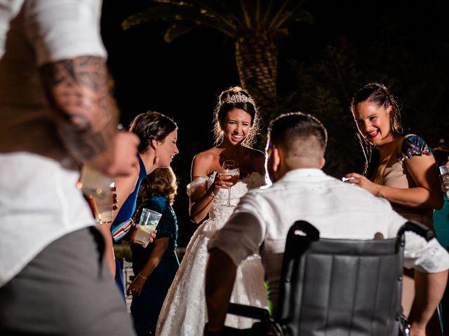 La boda de Rubén y Silvia en Granada, Granada 56