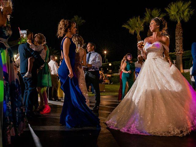 La boda de Rubén y Silvia en Granada, Granada 61