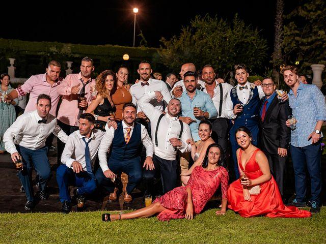 La boda de Rubén y Silvia en Granada, Granada 62