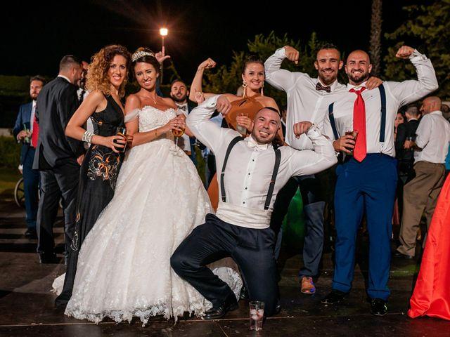 La boda de Rubén y Silvia en Granada, Granada 63