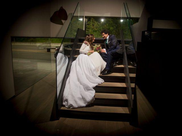 La boda de Silvia y Mikel