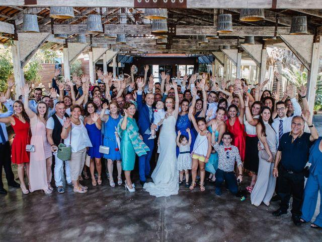 La boda de Sergio y Eva en Velez Malaga, Málaga 9