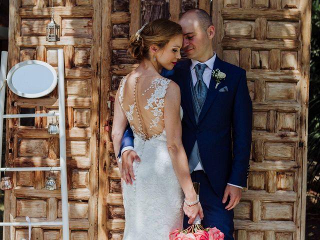 La boda de Sergio y Eva en Velez Malaga, Málaga 11