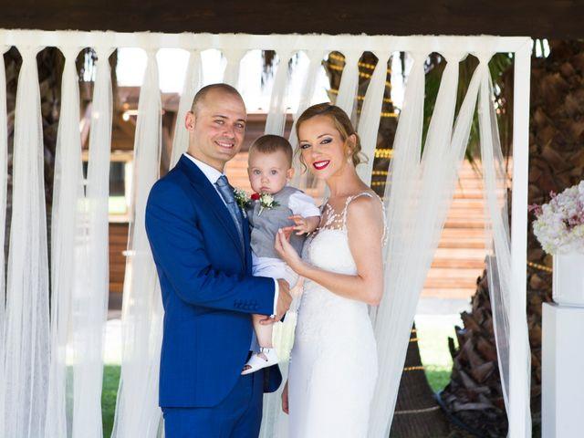La boda de Sergio y Eva en Velez Malaga, Málaga 17
