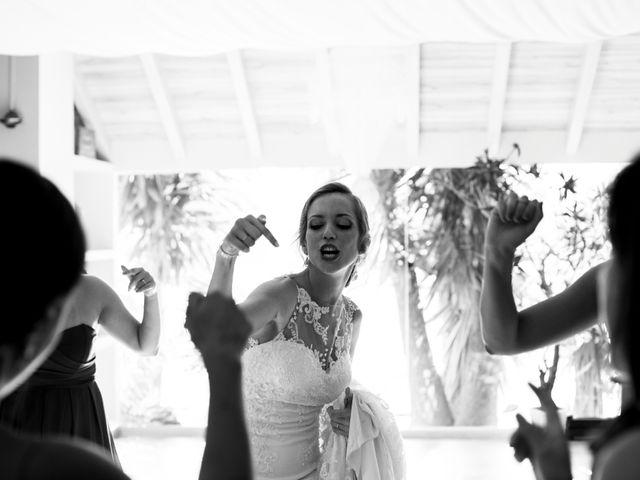 La boda de Sergio y Eva en Velez Malaga, Málaga 35