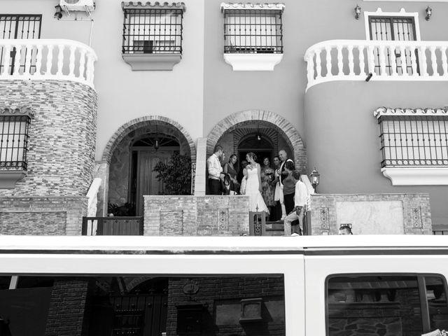 La boda de Sergio y Eva en Velez Malaga, Málaga 51