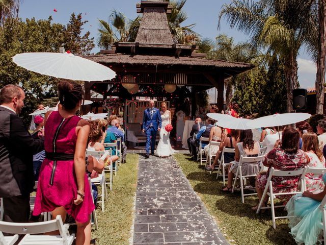 La boda de Sergio y Eva en Velez Malaga, Málaga 66