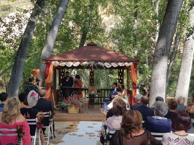 La boda de Raúl y Jessica en Alborache, Valencia 1