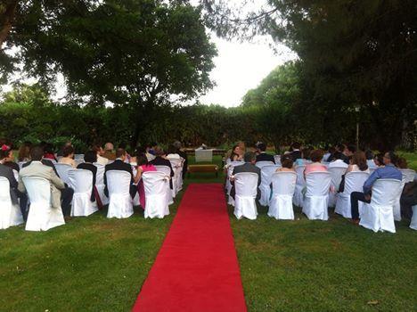 La boda de Cristina y Frédéric en Gerena, Sevilla 4