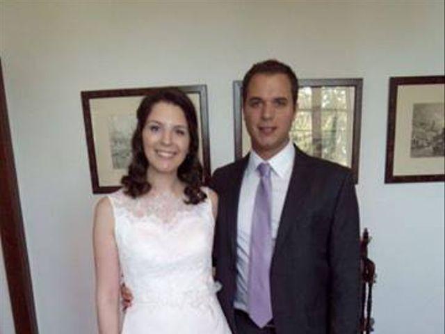 La boda de Cristina y Frédéric en Gerena, Sevilla 5