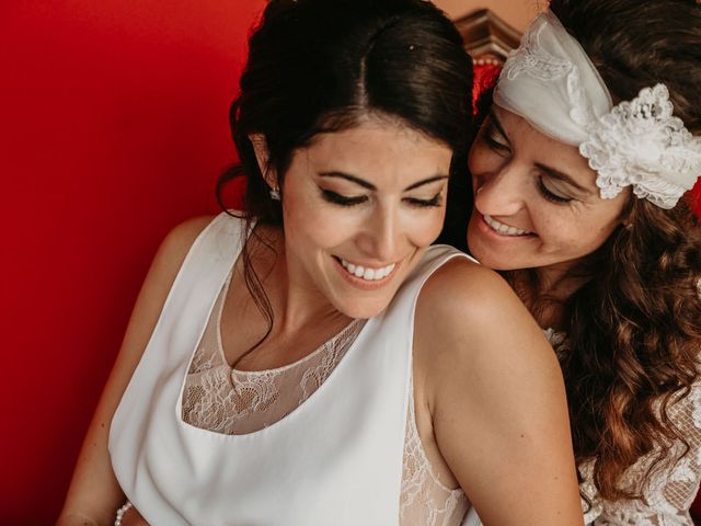 La boda de Patri y Maria