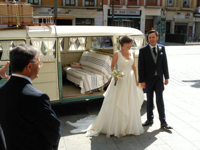 La boda de Dani y María en Zaragoza, Zaragoza 5
