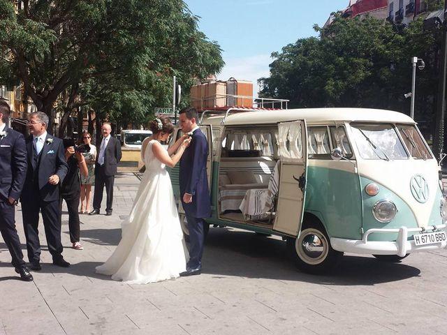 La boda de Dani y María en Zaragoza, Zaragoza 6