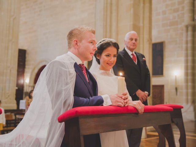 La boda de Ben y Guio en Jerez De La Frontera, Cádiz 14