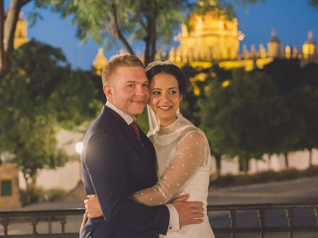 La boda de Ben y Guio en Jerez De La Frontera, Cádiz 23