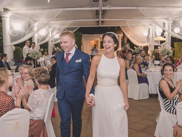 La boda de Ben y Guio en Jerez De La Frontera, Cádiz 25