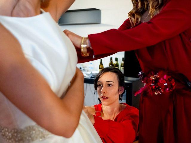 La boda de Adrián y Noelia en Alalpardo, Madrid 20