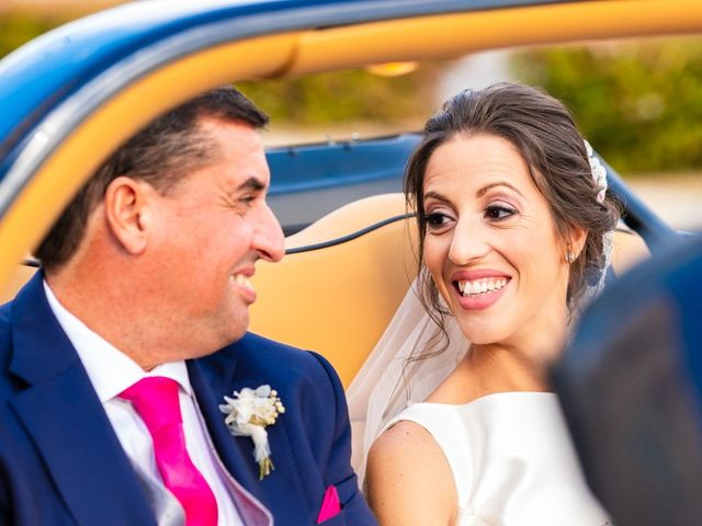 La boda de Adrián y Noelia en Alalpardo, Madrid 31