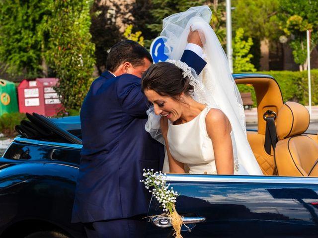 La boda de Adrián y Noelia en Alalpardo, Madrid 33