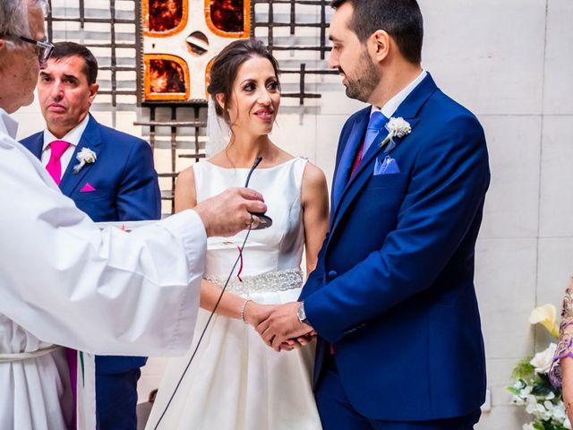La boda de Adrián y Noelia en Alalpardo, Madrid 35