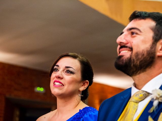 La boda de Adrián y Noelia en Alalpardo, Madrid 37