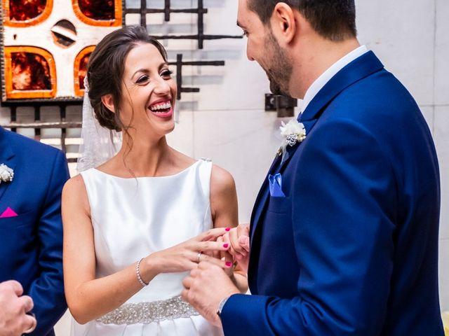 La boda de Adrián y Noelia en Alalpardo, Madrid 38