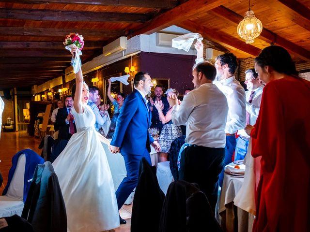 La boda de Adrián y Noelia en Alalpardo, Madrid 49