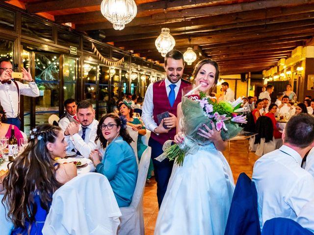 La boda de Adrián y Noelia en Alalpardo, Madrid 50