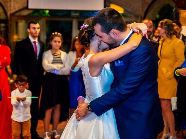 La boda de Adrián y Noelia en Alalpardo, Madrid 52