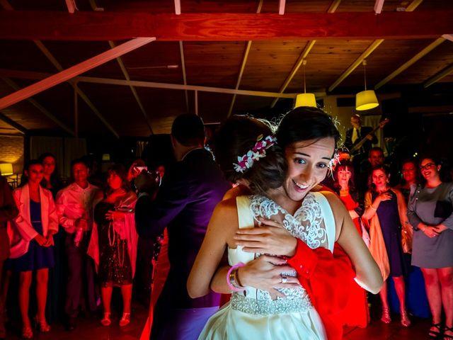 La boda de Adrián y Noelia en Alalpardo, Madrid 54