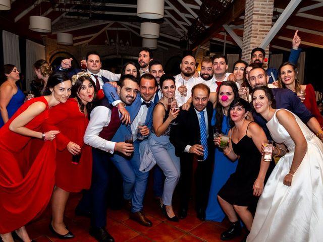 La boda de Adrián y Noelia en Alalpardo, Madrid 56