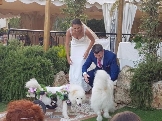 La boda de Hector y Sandra en Alora, Málaga 1