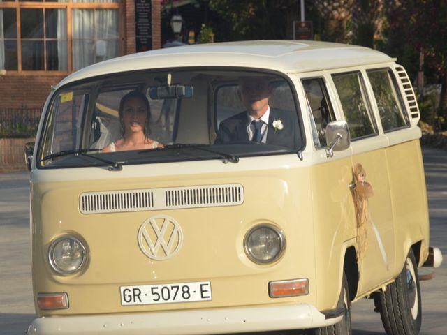 La boda de Hector y Sandra en Alora, Málaga 2