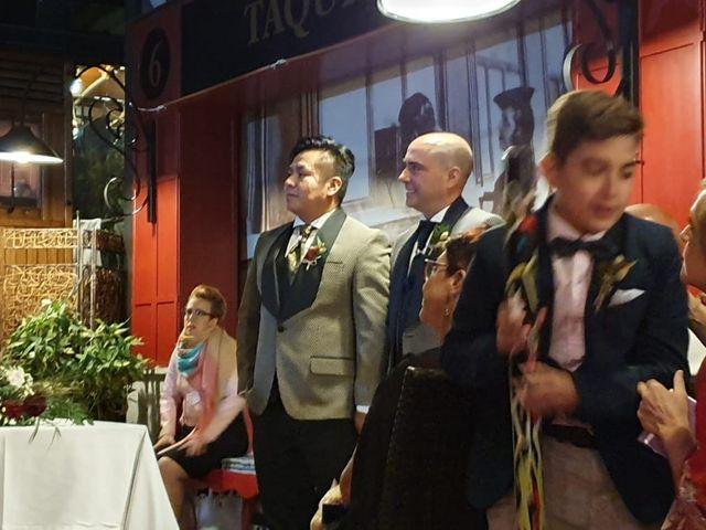 La boda de Diego y Alex