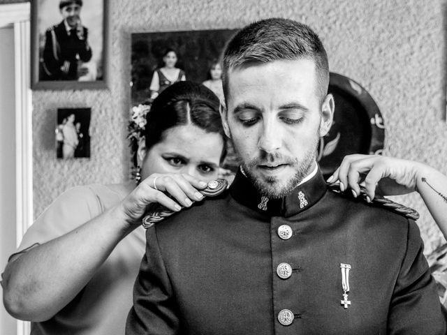 La boda de Juan Carlos y Paloma en Zarza De Granadilla, Cáceres 4