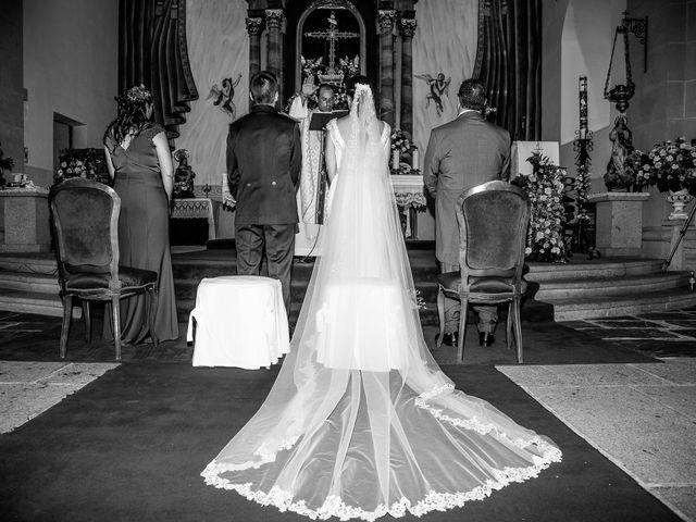 La boda de Juan Carlos y Paloma en Zarza De Granadilla, Cáceres 9