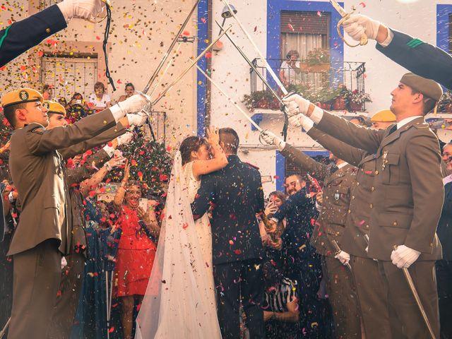 La boda de Juan Carlos y Paloma en Zarza De Granadilla, Cáceres 10