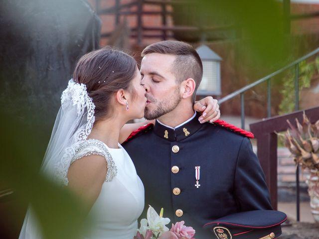 La boda de Juan Carlos y Paloma en Zarza De Granadilla, Cáceres 11