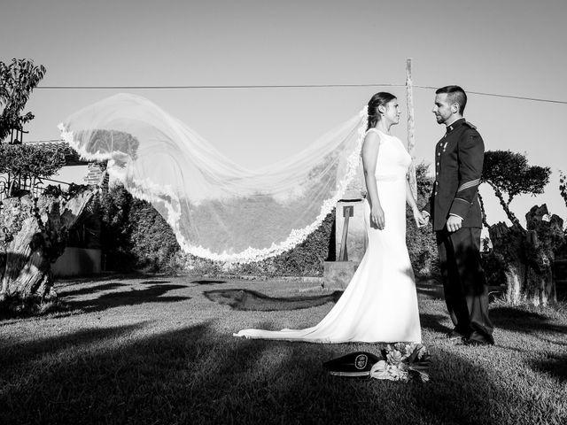 La boda de Juan Carlos y Paloma en Zarza De Granadilla, Cáceres 12