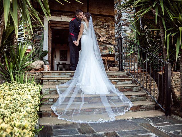 La boda de Juan Carlos y Paloma en Zarza De Granadilla, Cáceres 2