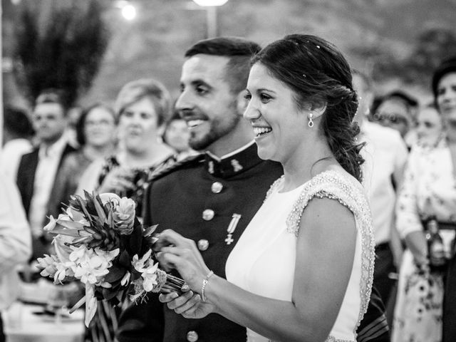 La boda de Juan Carlos y Paloma en Zarza De Granadilla, Cáceres 14