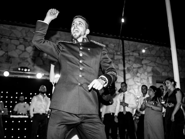 La boda de Juan Carlos y Paloma en Zarza De Granadilla, Cáceres 15